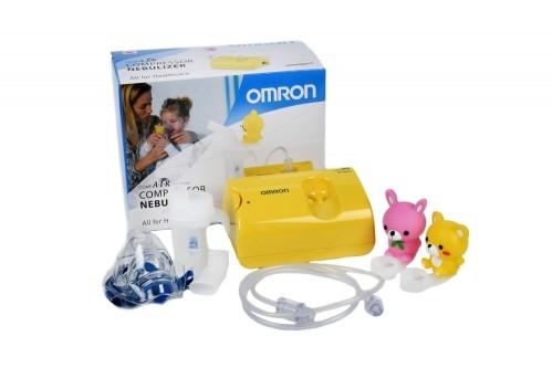 Nebulizator OMRON C801 KID cu compresor, pentru copii