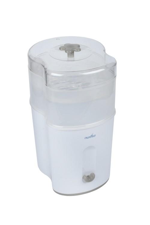 Sterilizator electric Nuvita cu aburi pentru biberoane 1082